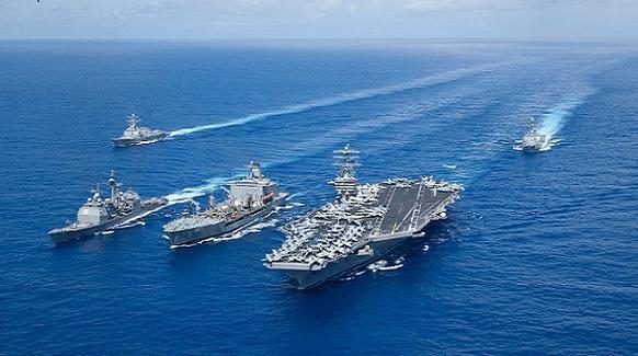 Hoa Kỳ thất thế trước Nga-Trung hay đòn gió của Washington? ảnh 1