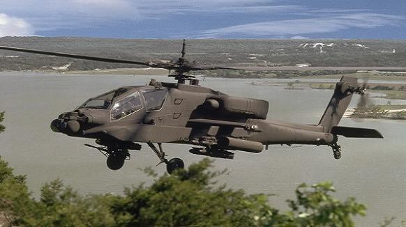 Mỹ cung cấp cho Ai Cập 10 trực thăng Apache để chống khủng bố ảnh 1