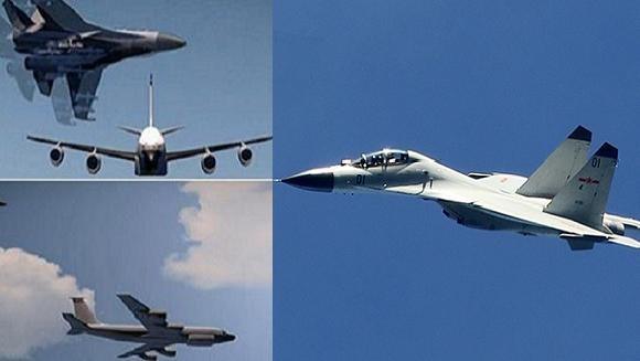 Bắc Kinh: Mỹ còn do thám, Trung Quốc còn tung máy bay ngăn chặn ảnh 1