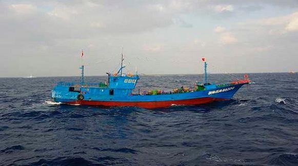 Triều Tiên bắt tàu Trung Quốc bắt cá trái phép tại Hoàng Hải ảnh 1