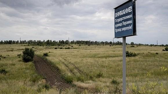 """Nga không định xây """"bức tường"""" biên giới với Ukraine ảnh 1"""