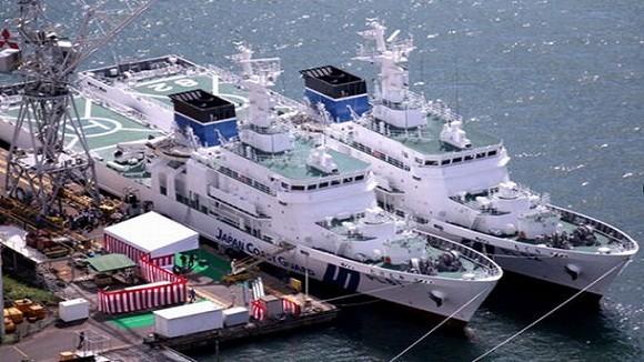 Nhật tăng cường 2 tàu tuần tra Type mới để cảnh giới Trung Quốc ảnh 1