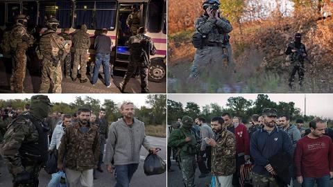 """Kiev """"hóa phép"""" dân thường thành tù binh trao đổi với Donbass ảnh 1"""