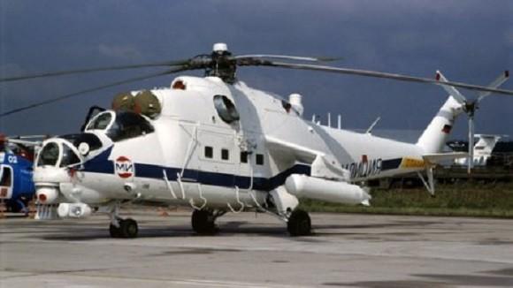 Iraq tiếp nhận lô trực thăng Mi-35 thứ 3 từ Nga ảnh 1