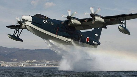 Thủy phi cơ US-2 của Nhật