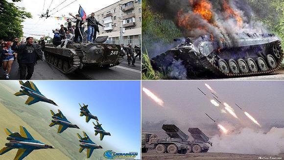 """Kiev """"xé nhỏ"""" Donbass, """"thanh lọc"""" chính quyền ảnh 1"""