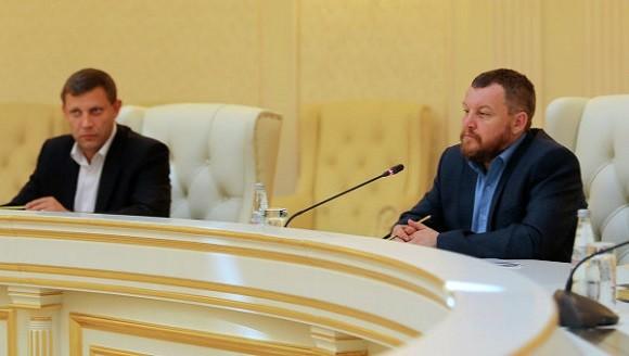 Donetsk và Lugansk bác bỏ khả năng liên minh chính trị với Kiev ảnh 1