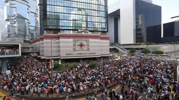 Hong Kong đang xảy ra chuyện gì? ảnh 1