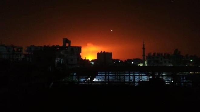 Nổ lớn tại đường ống dẫn khí đốt chính gây mất điện toàn Syria ảnh 1