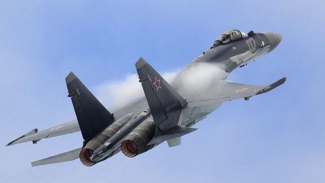 Nga triển khai thêm máy bay chiến đấu Su-35S tới Syria để làm gì? ảnh 1