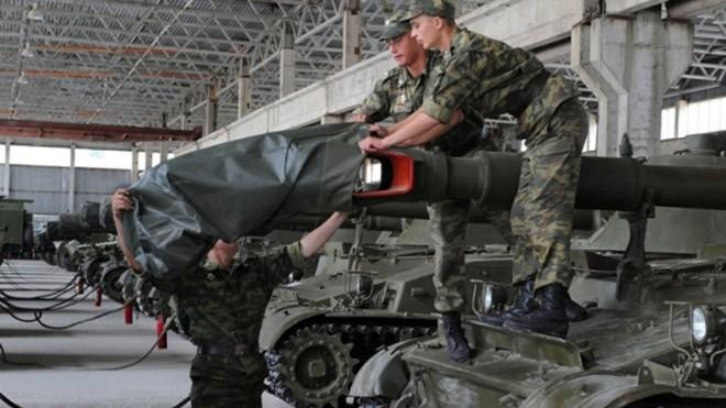 Gruzia đe dọa Nga bằng một cuộc xung đột quân sự mới ở Nam Ossetia ảnh 1