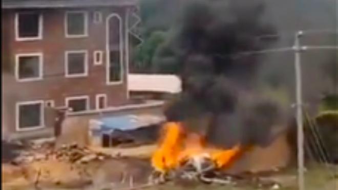 Đảo Đài Loan phủ nhận bắn rơi máy bay Su-35 Trung Quốc ảnh 1