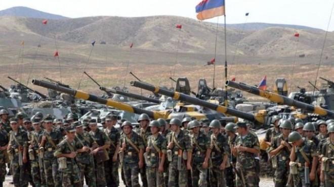 Armenia điều 450 quân đến Syria, sẵn sàng chiến đấu chống Thổ Nhĩ Kỳ ảnh 1