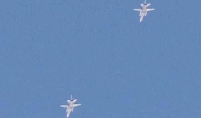 Su-24M Nga xuất hiện ở Libya, chuẩn bị ném bom lực lượng Thổ Nhĩ Kỳ? ảnh 1