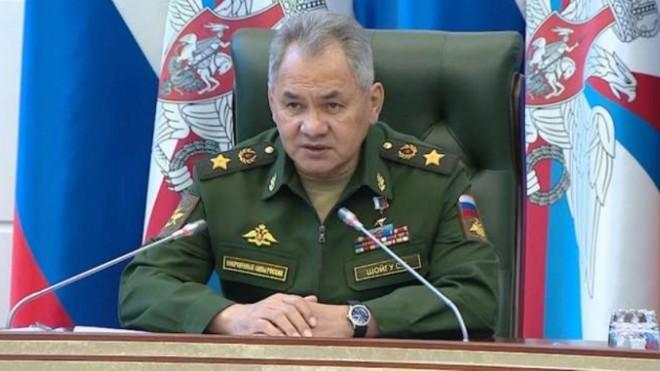 Tướng Shoigu lần đầu tiên bình luận về khả năng Mỹ tấn công Nga ảnh 1