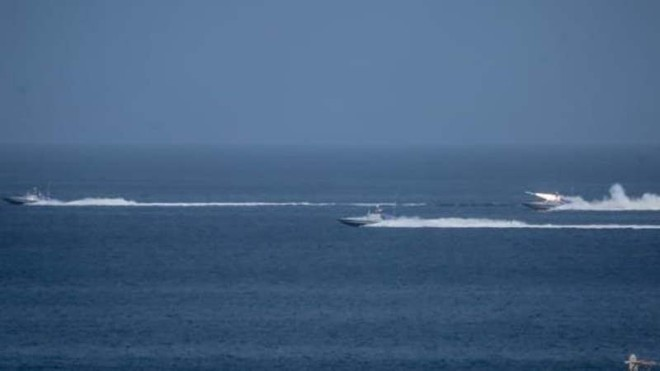 Iran thông báo tập trận quy mô lớn ở Eo biển Hormuz ảnh 1