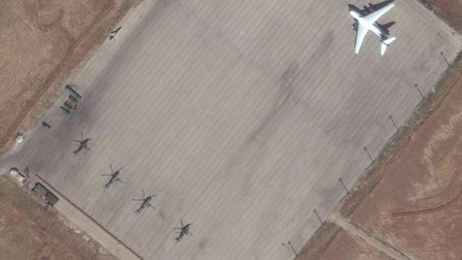 Nga tăng cường sức mạnh cho không quân Syria bằng các trực thăng chiến đấu ảnh 1