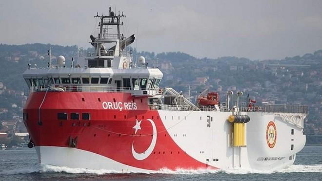 Thổ Nhĩ Kỳ: Rút tàu thăm dò về không có nghĩa là Ankara từ bỏ quyền ở Đông Địa Trung Hải ảnh 1