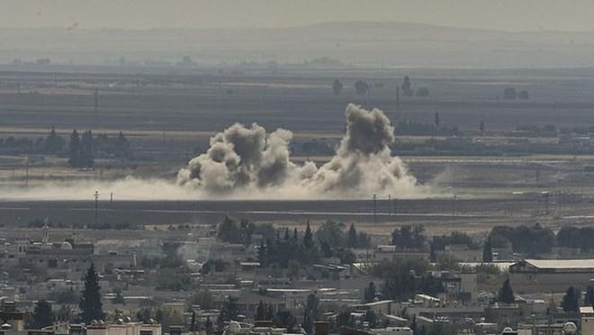 Nga mở cuộc dội bom uy lực nhất trong nhiều tháng qua vào Tây Bắc Syria ảnh 1