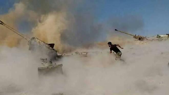 Đụng độ ác liệt giữa SAA và phiến quân đúng lúc Nga - Thổ bàn về Idlib ảnh 1