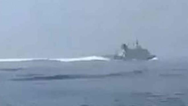 Tàu chiến Mỹ tập trận 'rượt đuổi' tàu ngầm Nga ở Đại Tây Dương ảnh 1