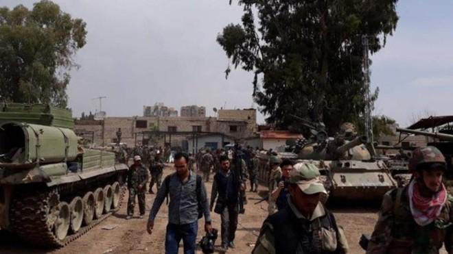 SAA tuyên bố nối lại kế hoạch chiến dịch quân sự quy mô lớn ở Idlib ảnh 1