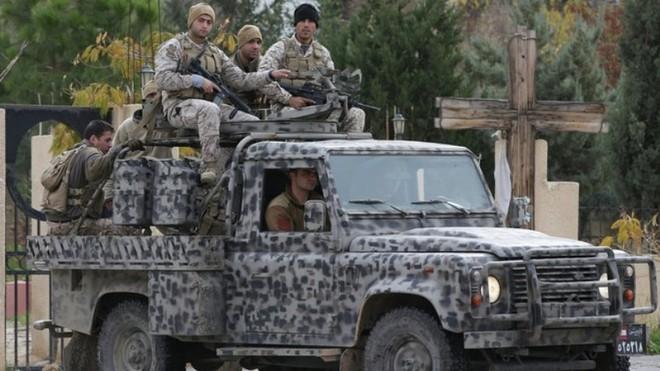 Xả súng ở Lebanon, 2 binh sĩ thiệt mạng ảnh 1