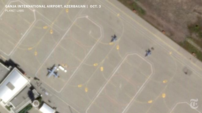 Armenia phá hủy 2 chiến đấu cơ F-16 Thổ Nhĩ Kỳ? ảnh 1