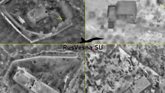 Không quân Nga dội bom tiêu diệt phiến quân mới từ Syria đến Karabakh ảnh 1