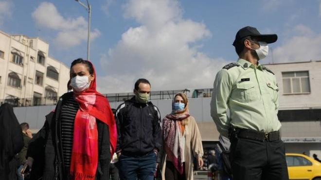 Iran ghi nhận số ca tử vong trong ngày cao nhất do Covid-19 ảnh 1