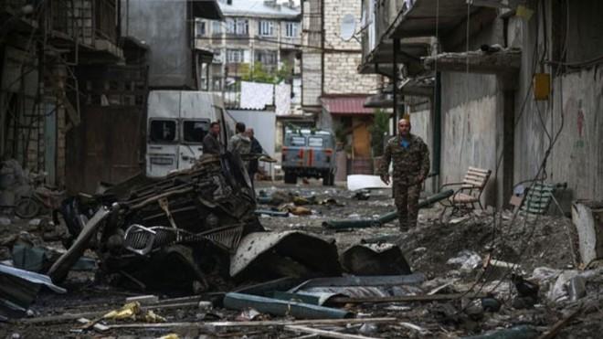 Azerbaijan thất bại sau khi phát động cuộc tấn công lớn ở Nam Karabakh ảnh 1