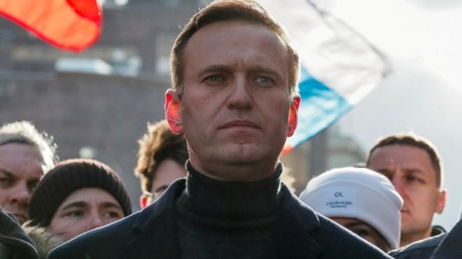 EU nhất trí trừng phạt Nga sau vụ đầu độc Nalvany ảnh 1