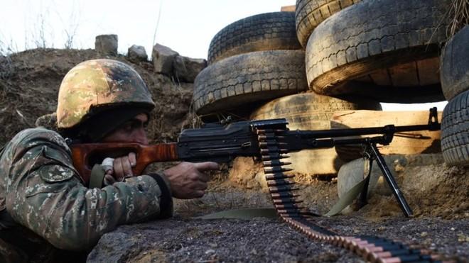 Gruzia phủ nhận dùng lãnh thổ của mình để vận chuyển vũ khí tới Azerbaijan, Armenia ảnh 1