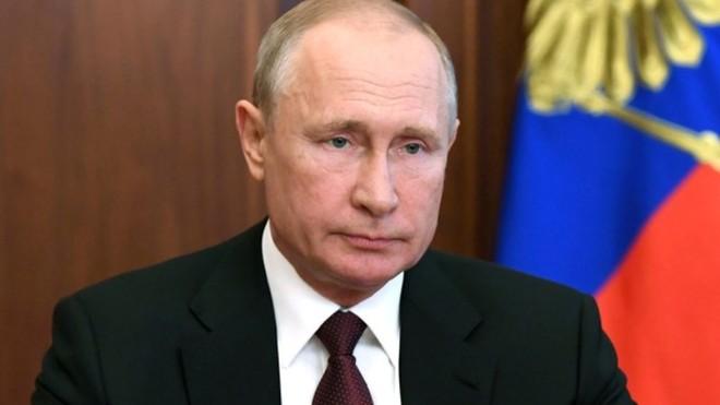 Tổng thống Nga Putin muốn gia hạn hiệp ước hạt nhân với Mỹ ảnh 1