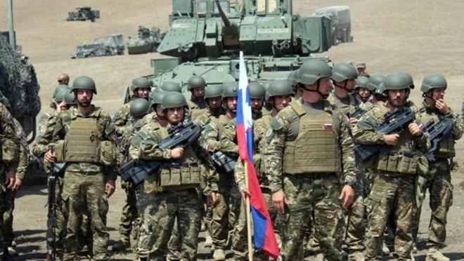 Nga điều gần 2.000 lính gìn giữ hòa bình đến Nagorno-Karabakh ảnh 1