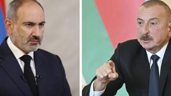 Tổng thống Azecbaijan tuyên bố chiến thắng trong cuộc chiến ở Karabakh ảnh 1