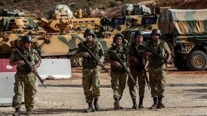 """Thổ Nhĩ Kỳ phát động chiến dịch """"Thunderbolt 15"""" chống lại PKK ảnh 1"""