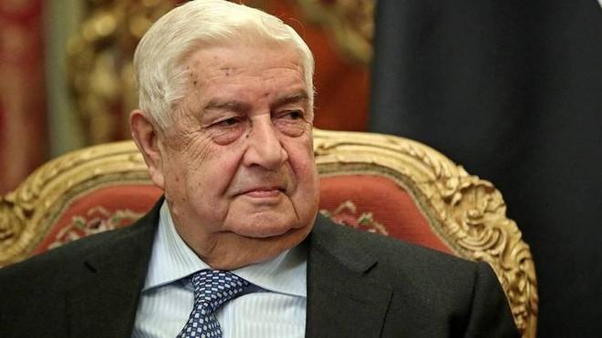 Ngoại trưởng Syria Walid Muallem qua đời ảnh 1