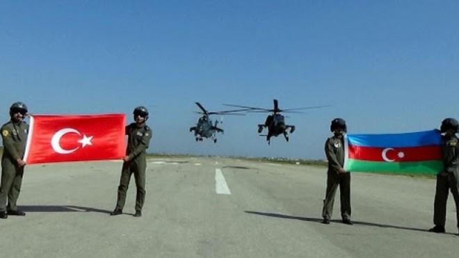 Chưa rõ mục đích chuyển quân và vũ khí ồ ạt đến biên giới với Armenia của Thổ Nhĩ Kỳ ảnh 1