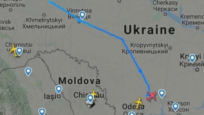 Nga lo ngại khi phát hiện UAV lạ bay gần Crimea ảnh 1