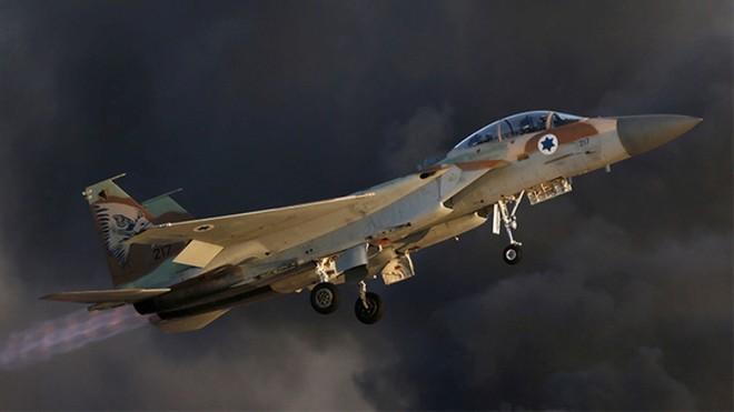 Israel tiếp tục tiến hành các cuộc dội bom mới ở Tây Nam Syria ảnh 1