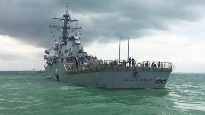 Mỹ lên tiếng sau khi bị Nga cáo buộc xâm phạm lãnh hải ảnh 1
