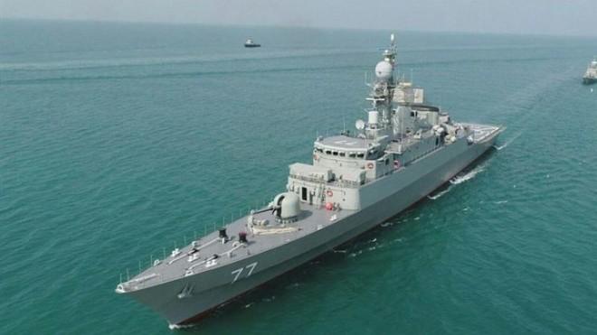 Iran huy tập trận quy mô lớn tại eo biển Hormuz ảnh 1