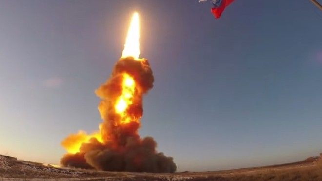 Quân đội Nga thử nghiệm thành công hệ thống phòng thủ tên lửa mới ảnh 1