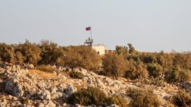 Lực lượng Thổ Nhĩ Kỳ rút khỏi thành phố chiến lược ở Tây Bắc Syria ảnh 1