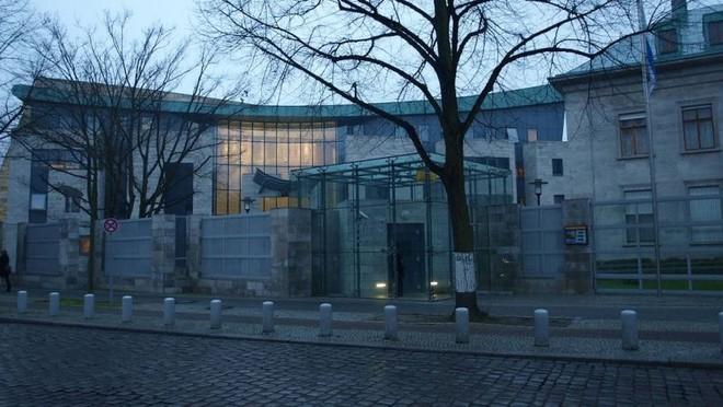 Đại sứ quán Israel trong tình trạng báo động cao sau vụ sát hại nhà khoa học Iran ảnh 1