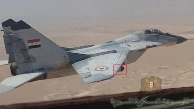 Chiến đấu cơ MiG-29 Syria ngăn chặn thành công F-16 Israel tấn công ảnh 1