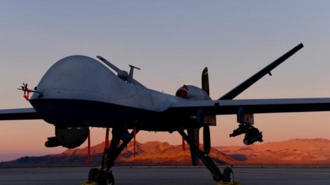 Báo chí Nga: Mỹ triển khai UAV tấn công MQ-9 Reaper tới Ukraine ảnh 1