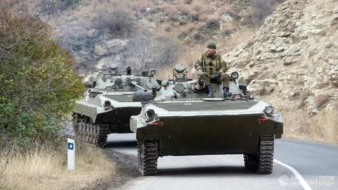 Nga: Không có vi phạm ngừng bắn ở Nagorno-Karabakh ảnh 1