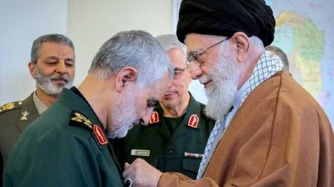 Lãnh đạo tối cao Iran tiết lộ kế hoạch trả thù vụ ám sát tướng Soleimani ảnh 1